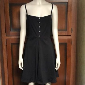 Forever 21 black sundress